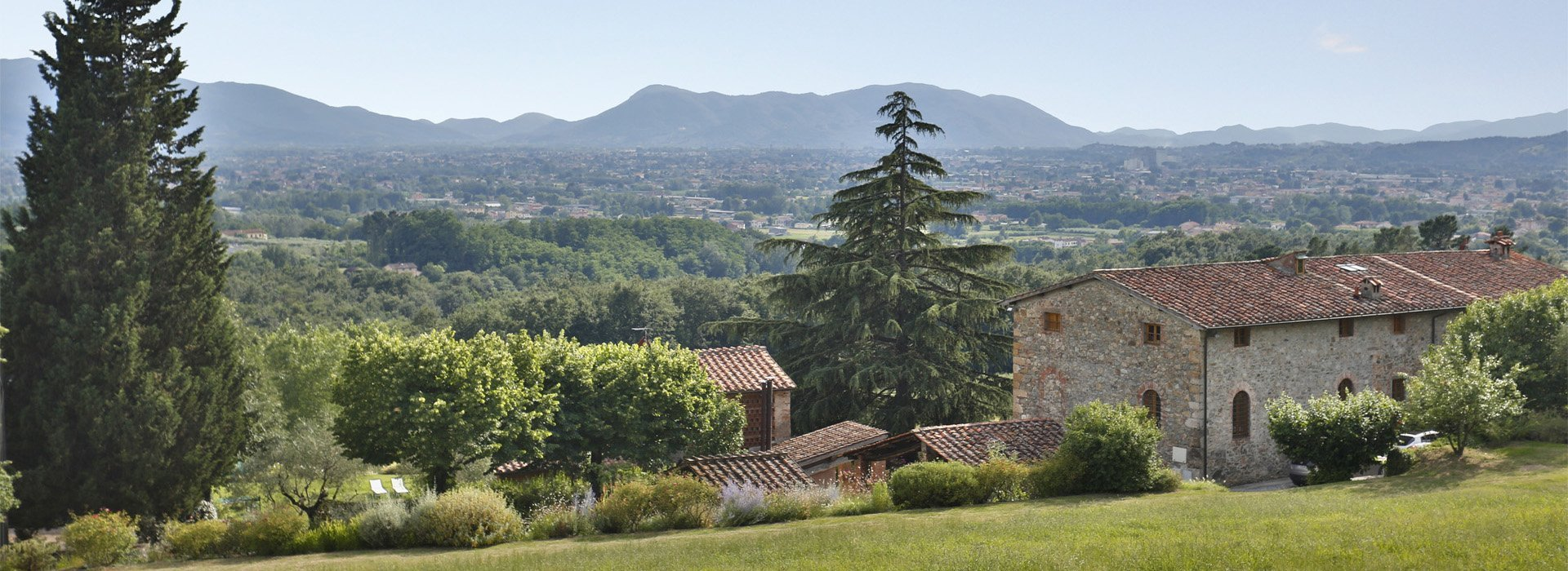 Countryside Villas in Tuscany