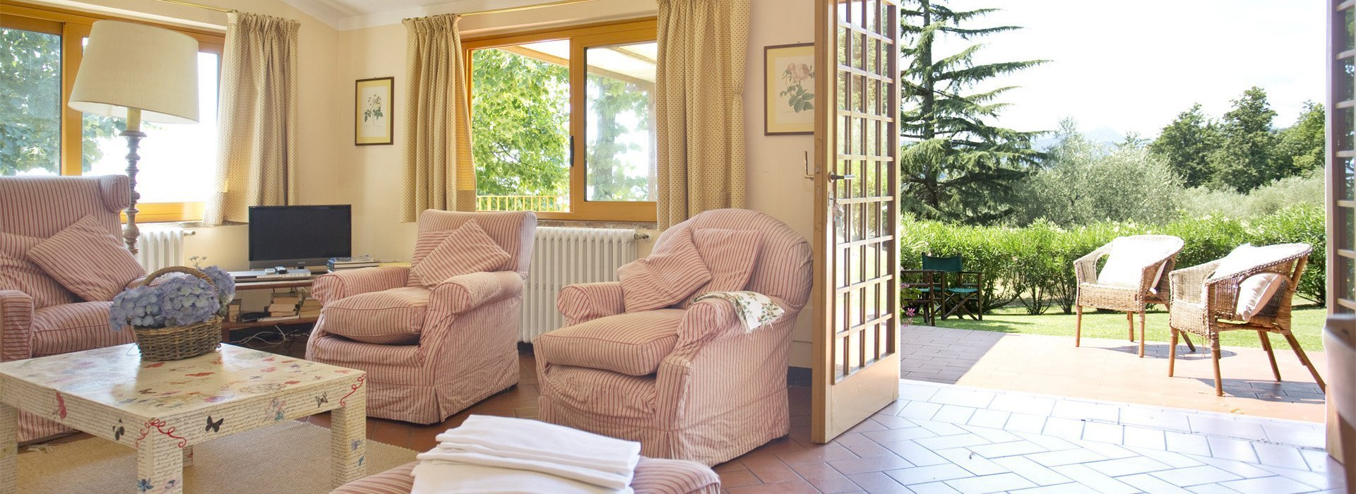 Holiday Villas for rent in Lucca