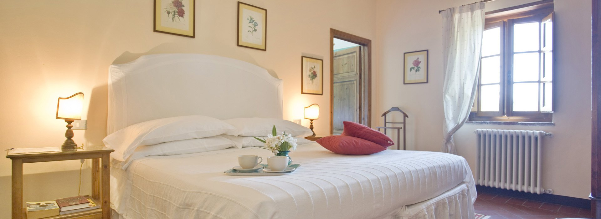 Romantic Villas in Lucca