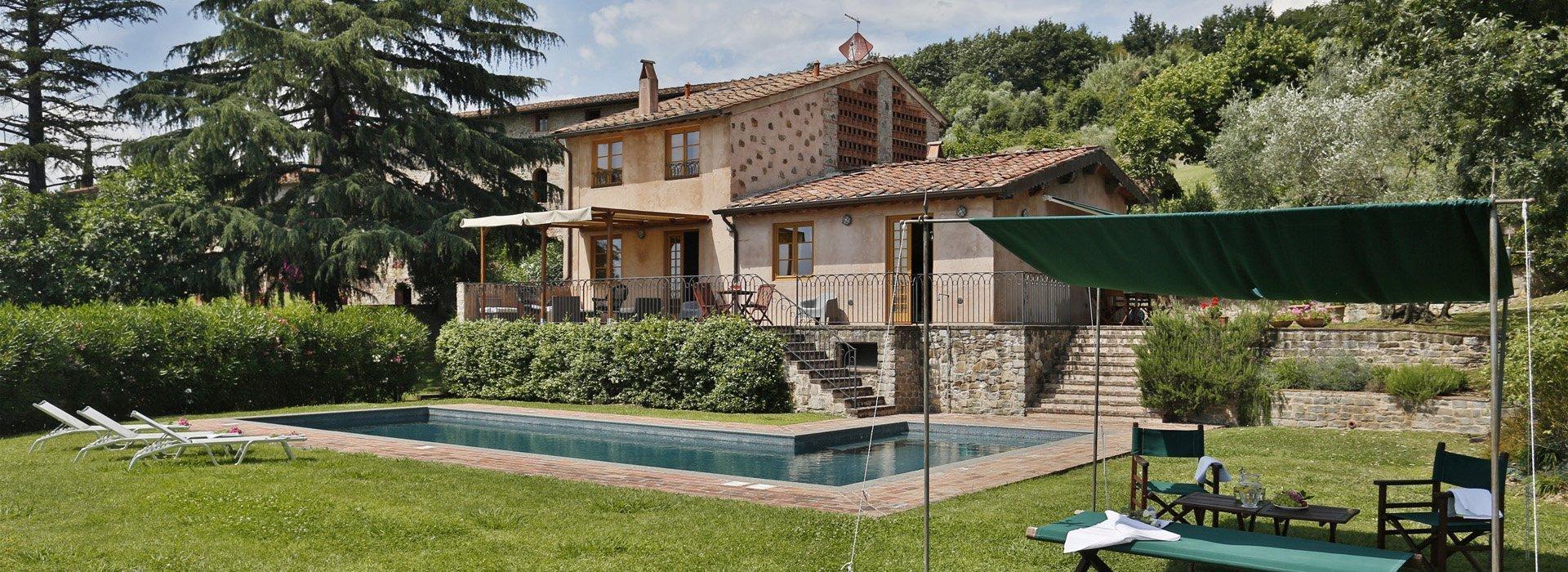 holiday villas in lucca
