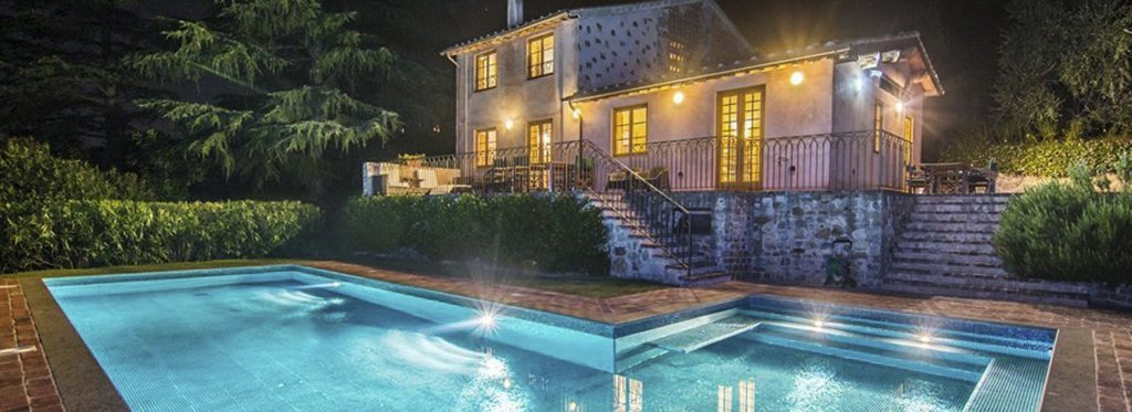 Holiday Villa in Lucca